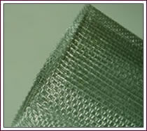 Galvanized Iron Mesh Screen