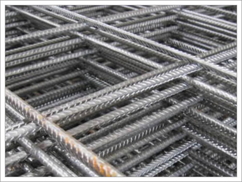 Galvanized Steel Bar Welded Square Reinforcing Wires